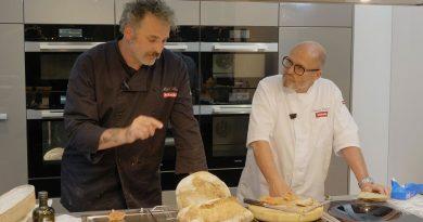"""Upečte si kváskový chléb s Miele a pořadem""""Vařte doma jako šéf!"""""""