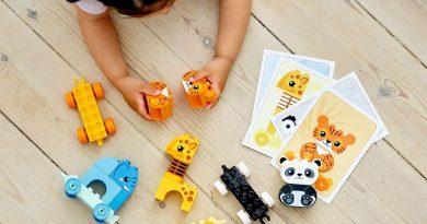 Velký začátek v malých ručkách s LEGO® DUPLO®