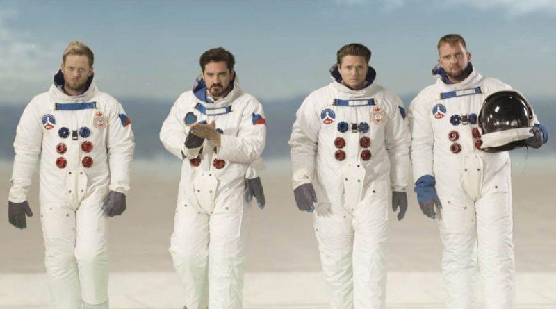 Virální videoklip Boučka, Brzobohatého, Kotka a Prachaře je venku. »Bohdalku« vystřelili do vesmíru, aniž by to tušila!