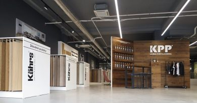 Dřevěná podlaha nejvíce vynikne na betonu