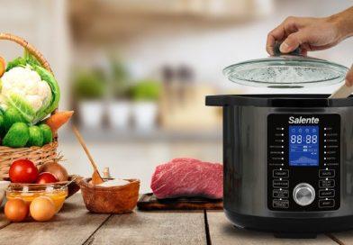 Salente Ario – multifunkční hrnec s horkovzdušnou troubou aneb Jak vařit rychle, šetrně a ekologicky