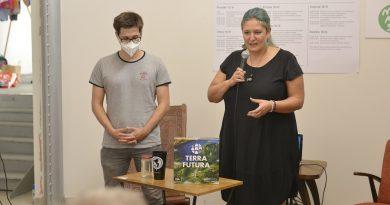Na největším českém swapu byla pokřtěna nová česká stolní hra Terra Futura