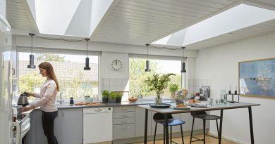 Ušetřete vzimě za topení snovými střešními okny VELUX