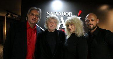Výtvarnice Alexandra Hejlová a pražský Salvador Dalí aneb vzajetí světového umění