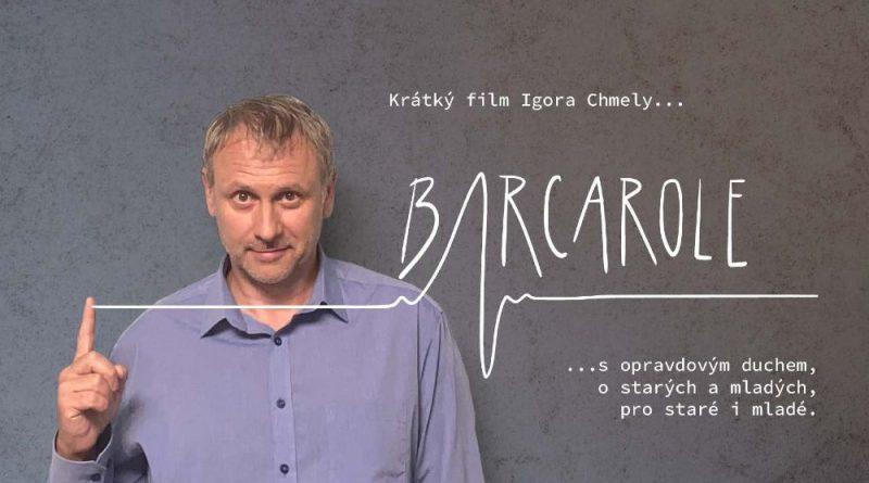 Herec Igor Chmela chystá svůj režisérský debut