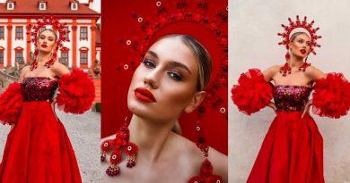 Štroffeková bude na Miss Earth v modelu Beaty Rajské. Korunku ozdobí červené diamanty!